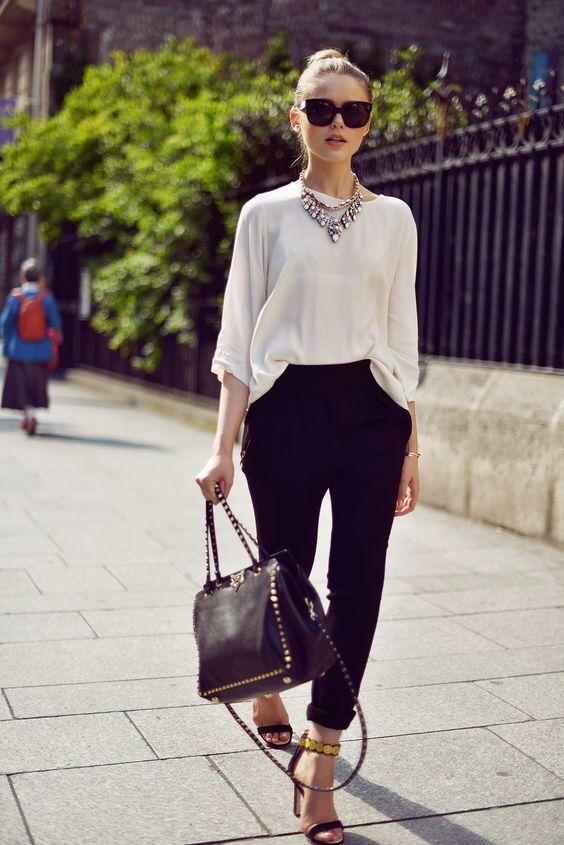 Profile Magazine Online 87616e0d2e87df758e38f196d4105190 Office outfits that aren't boring!