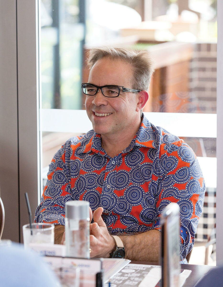 Profile Magazine Online blokes-george Marketing: how do you stand out from the crowd?