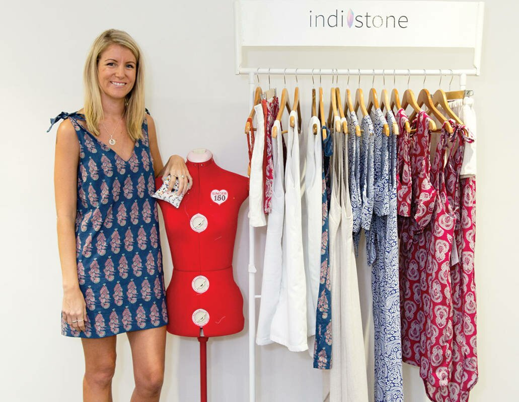 Profile Magazine Online indi2 Creating Coastal Couture