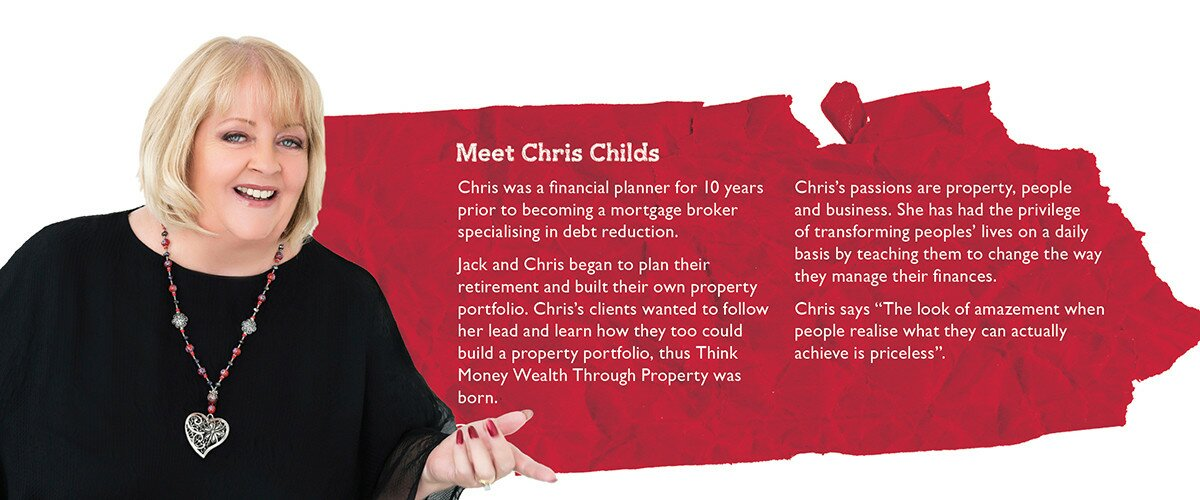 Profile Magazine Online MeetChrisChilds IF YOU THINK YOU CAN'T CREATE WEALTH FROM EQUITY... THINK AGAIN