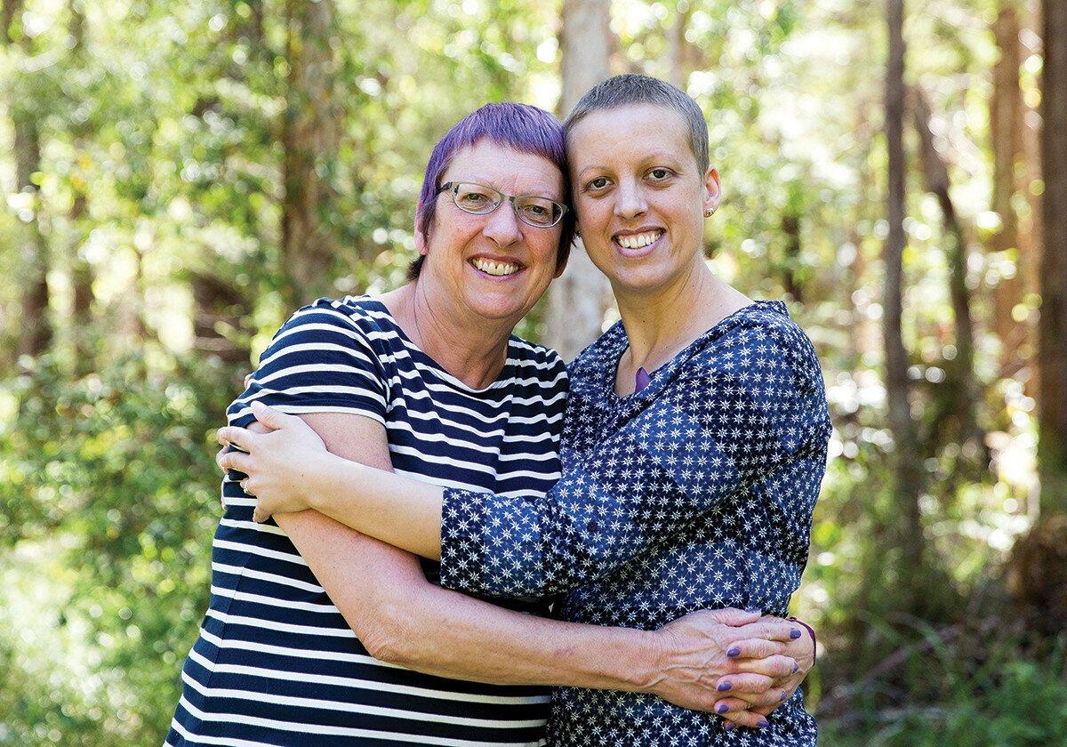 Profile Magazine Online LeanneNicholas2 A mother's wish