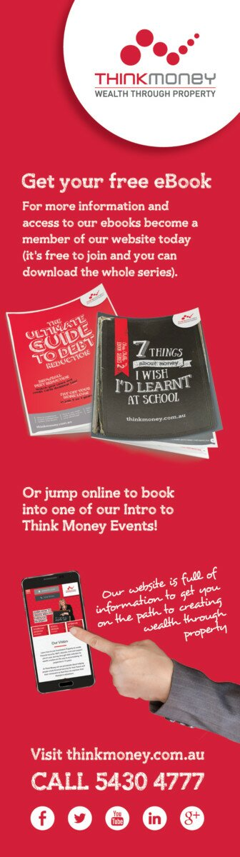 Profile Magazine Online Think-4 A NEW FINANCIAL YOU!