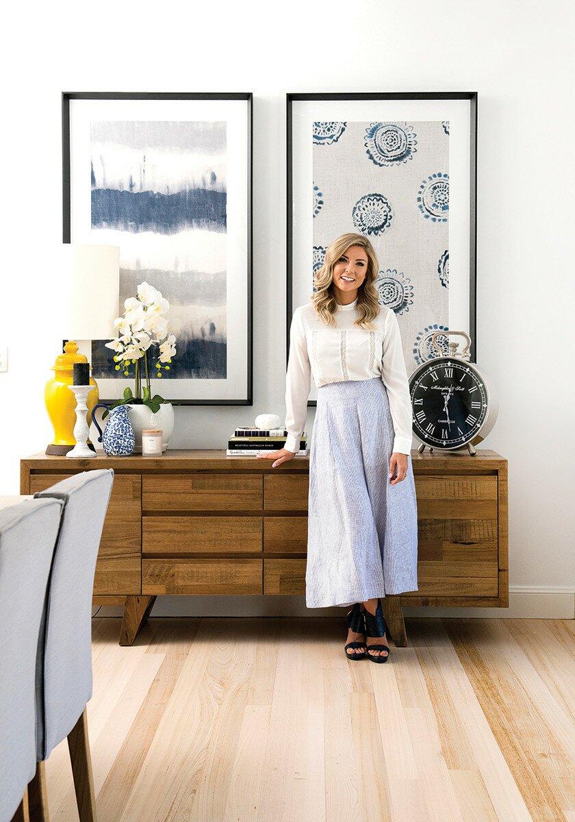 Profile Magazine Online DanniMorrison Hamptons home sweet home