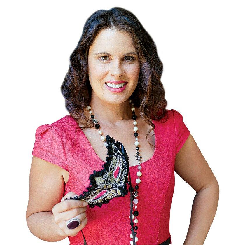 Profile Magazine Online TW-Rebekah The WORD