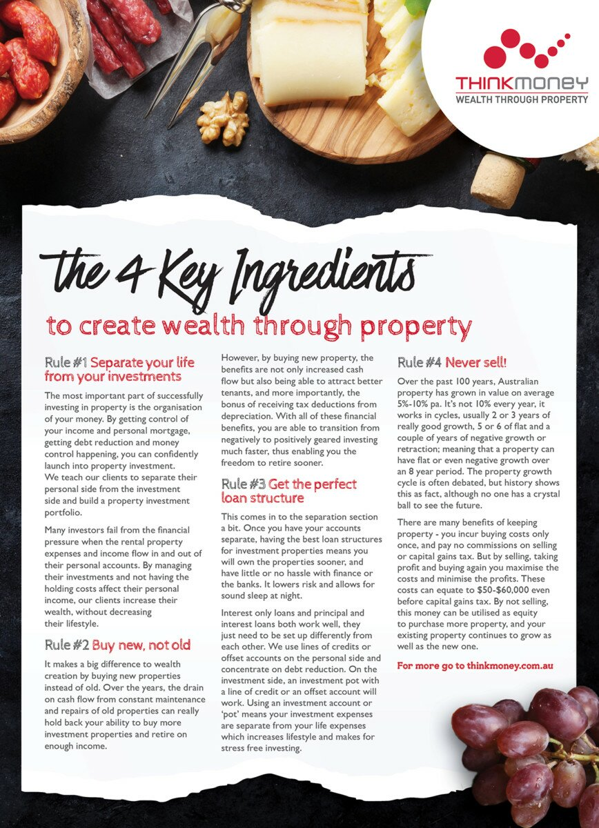 Profile Magazine Online 3 Create wealth with the right ingredients