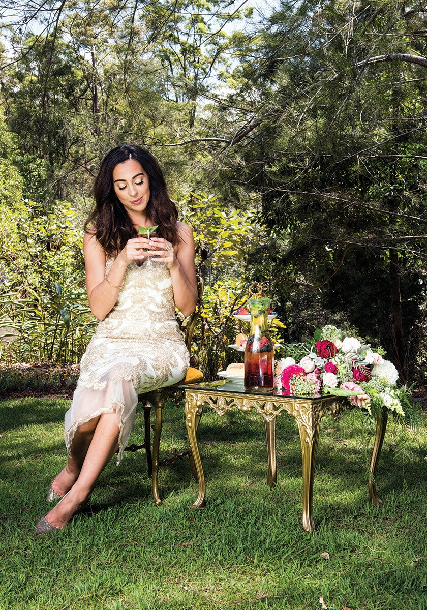 Profile Magazine Online AimeeProvence4 Her majes-tea