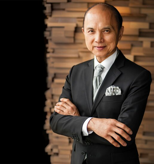 The last word with Professor Jimmy Choo