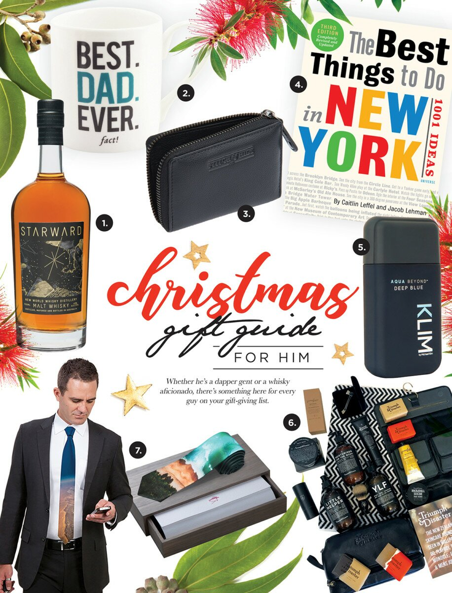 Profile Magazine Online Christmas-Gift-Guide3 Christmas Gift Guide for him