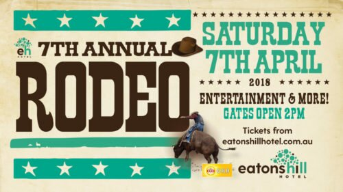 7th Annual Rodeo @ The Eaton's Hill Hotel
