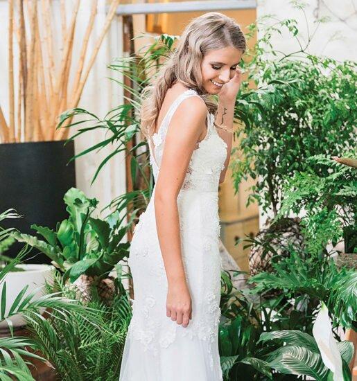 Wedding Inspo: Garden Party