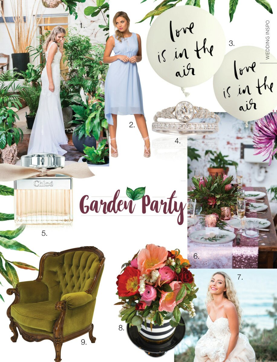 Profile Magazine Online wedding-style-garden2 Wedding Inspo: Garden Party