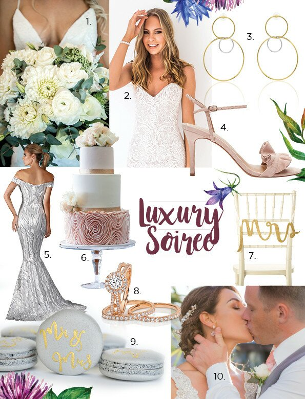 Profile Magazine Online wedding-style-luxe Wedding Inspo: Luxury Soiree