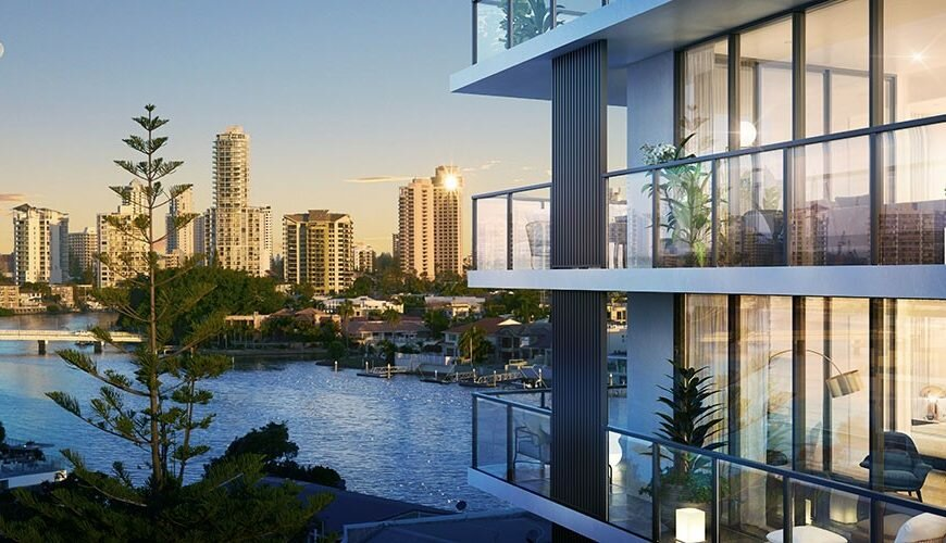 Property Wrap: The Peninsular Residences, Gold Coast