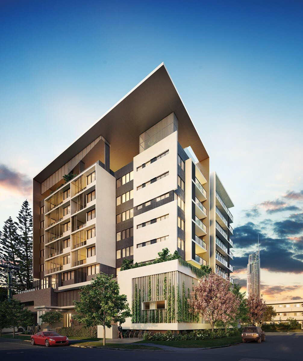 Profile Magazine Online TIR-7 Property Wrap: The Peninsular Residences, Gold Coast