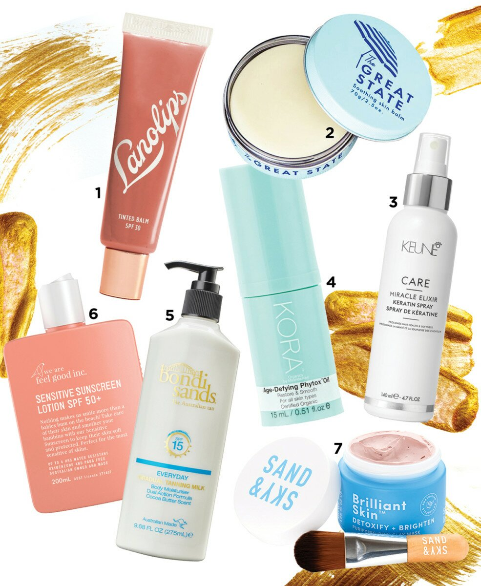 Profile Magazine Online beauty-03_18 The top 7 beauty items you need for the change of seasons