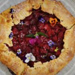 Profile Magazine Online recipe-150x150 quick raspberry and elderflower galette