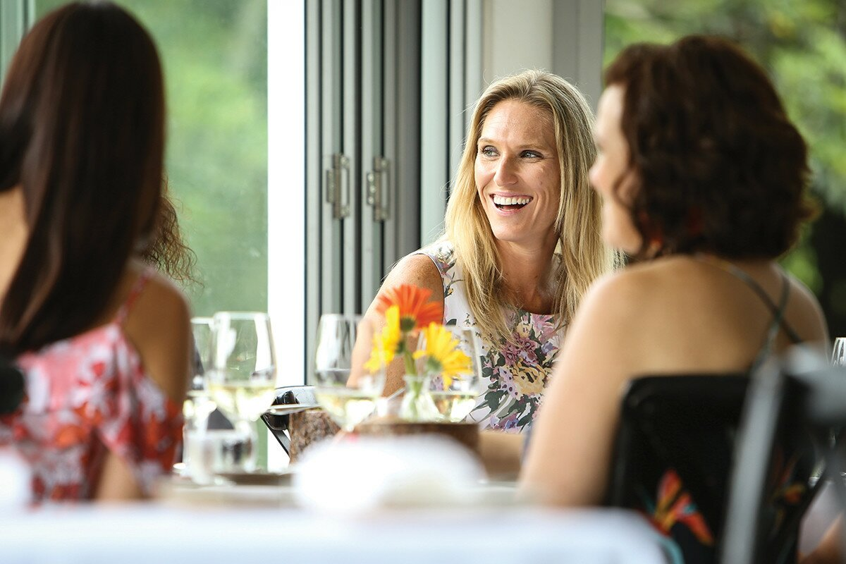 Profile Magazine Online table-talk3 Table talk - Education