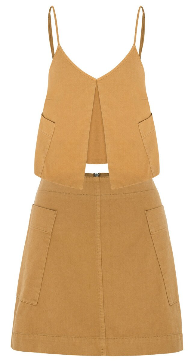 Profile Magazine Online fashion-nude-cami-skirt The style edit: fall for autumn
