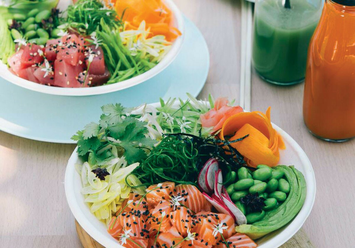 Profile Magazine Online foodie-poke-bowl Foodie Trail: March