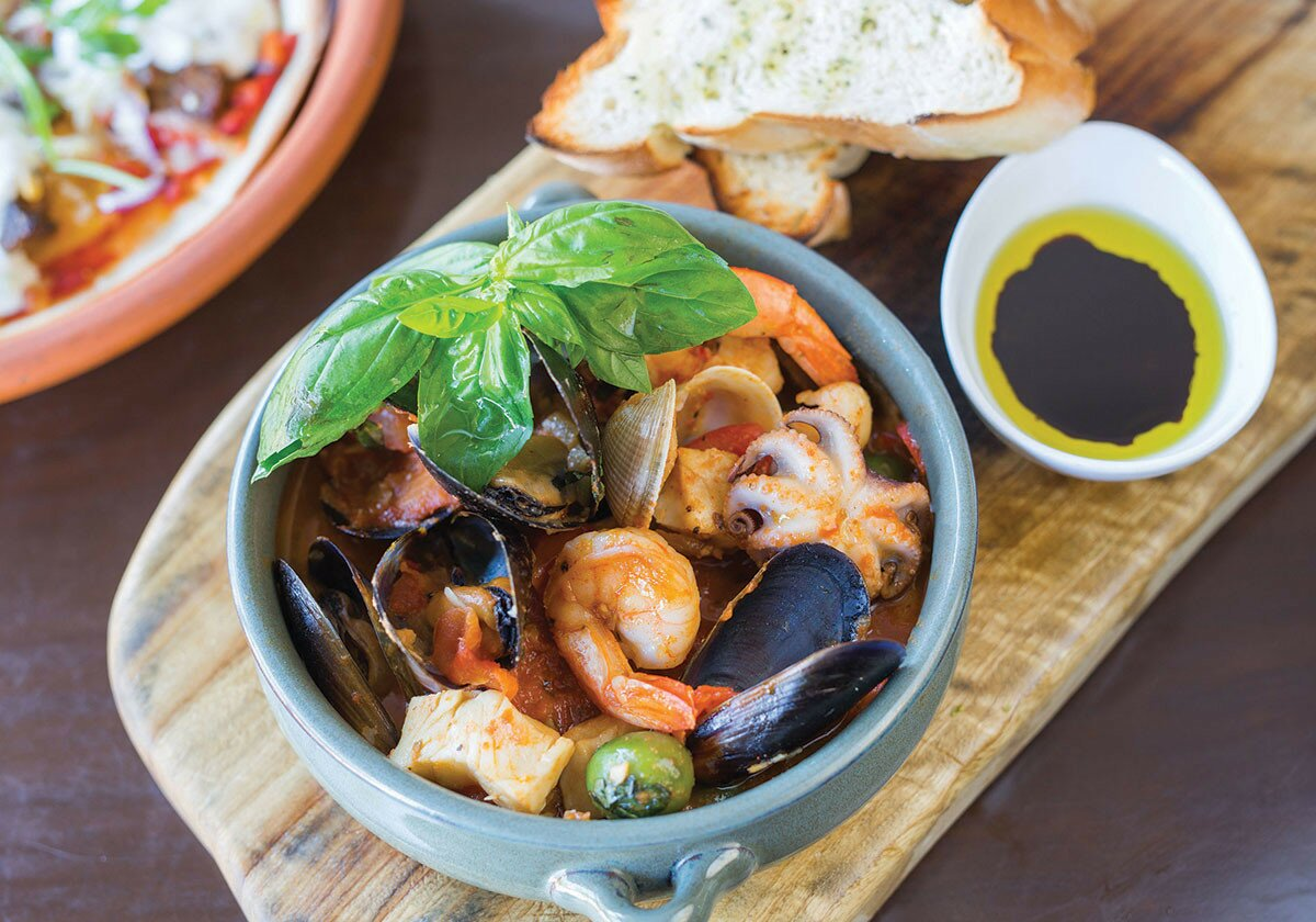 Profile Magazine Online foodie-seafood Foodie Trail: March