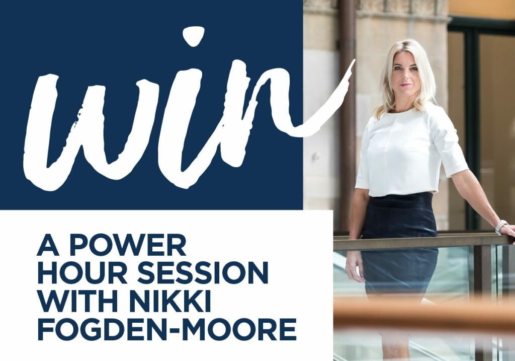 Profile Magazine Online nikki-1200x840-1024x717 Win a Power Hour session with Nikki Fogden-Moore