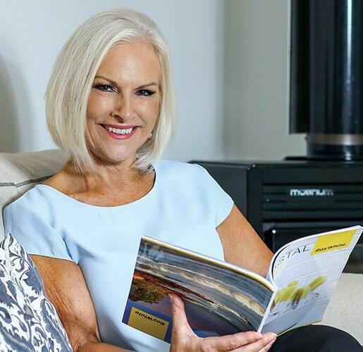 Leading Ladies of the Sunshine Coast: Pam Thomas