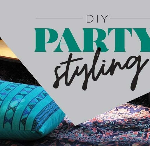 DIY Party Styling