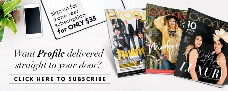 Subscribe to profile magazine