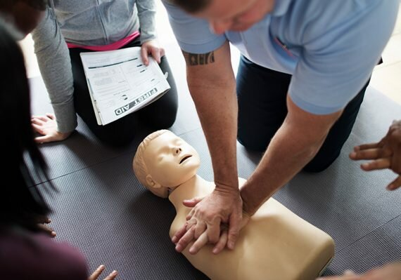 FREE CPR training first Saturday of each month commencing 4th August 2018