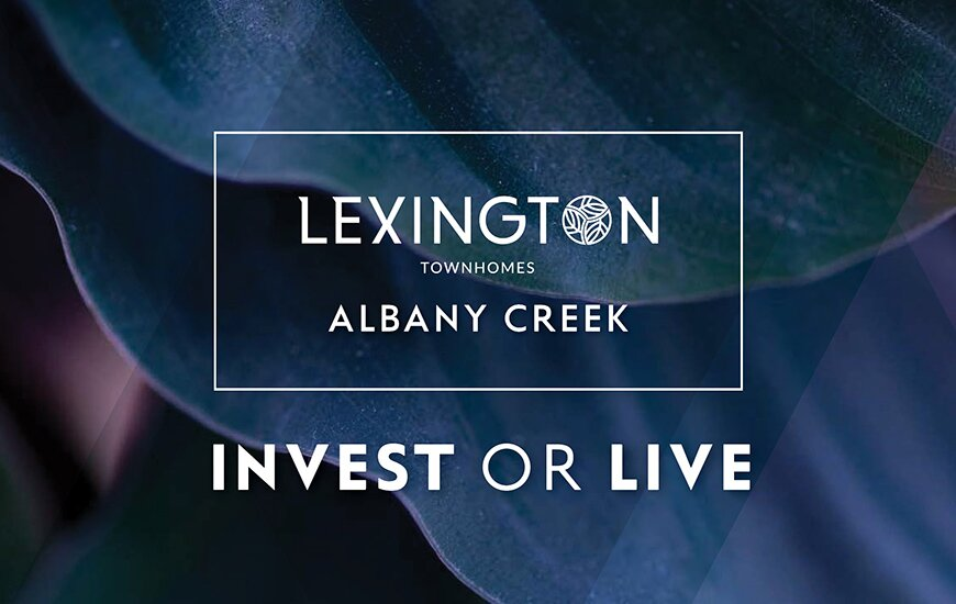 Lexington Townhomes – Albany Creek