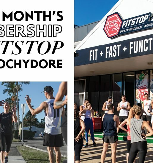 Win a month's membership at Fitstop Maroochydore