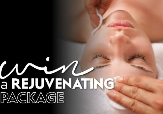Win a rejuvenating package