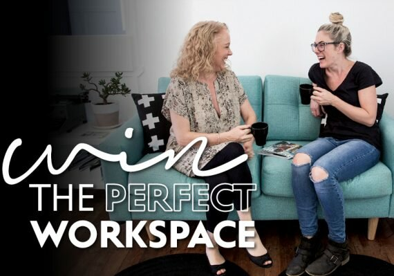 Win the perfect work space