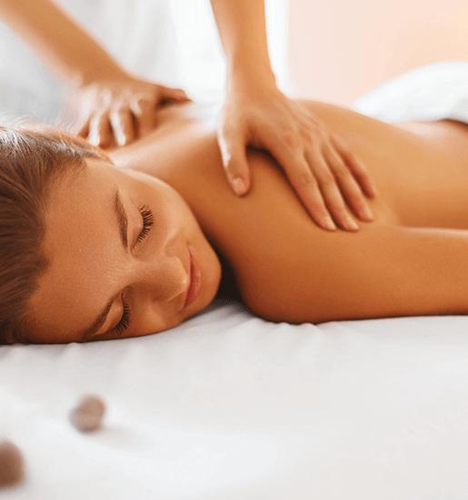 Healing through massage