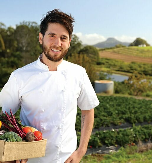Alejandro Cancino shares his food for thought