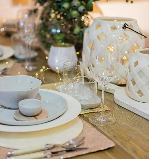 Authority on style: Dining furniture