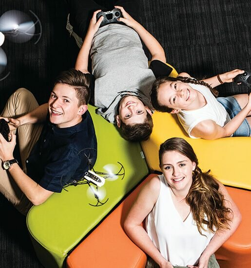 Suncoast Christian College takes learning to new heights
