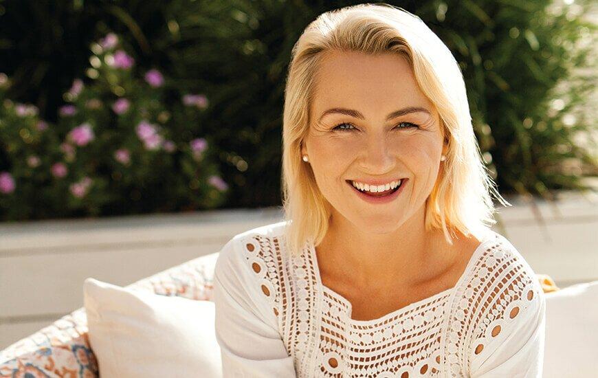 Laurentine ten Bosch, says join the food resolution revolution
