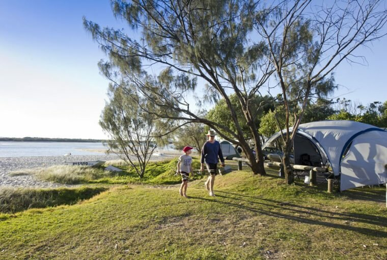 2018 Sunshine Coast Camping Spots