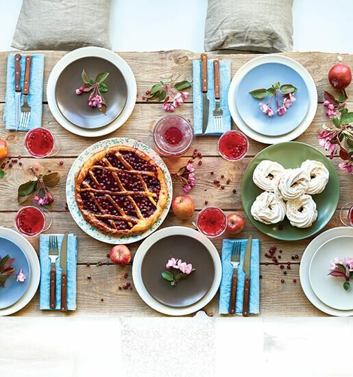 Gourmet Edit: Feeding the masses
