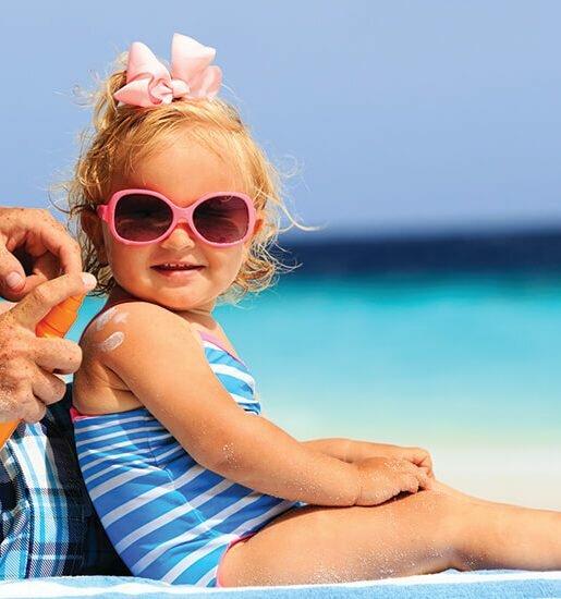Have a sunsmart summer with Professor Joanne Aitken