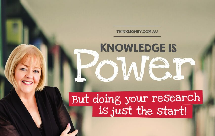 Think Money: Knowledge is Power