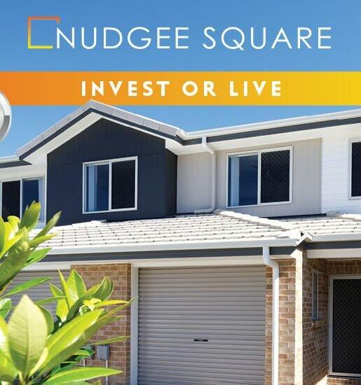 Nudgee Square development