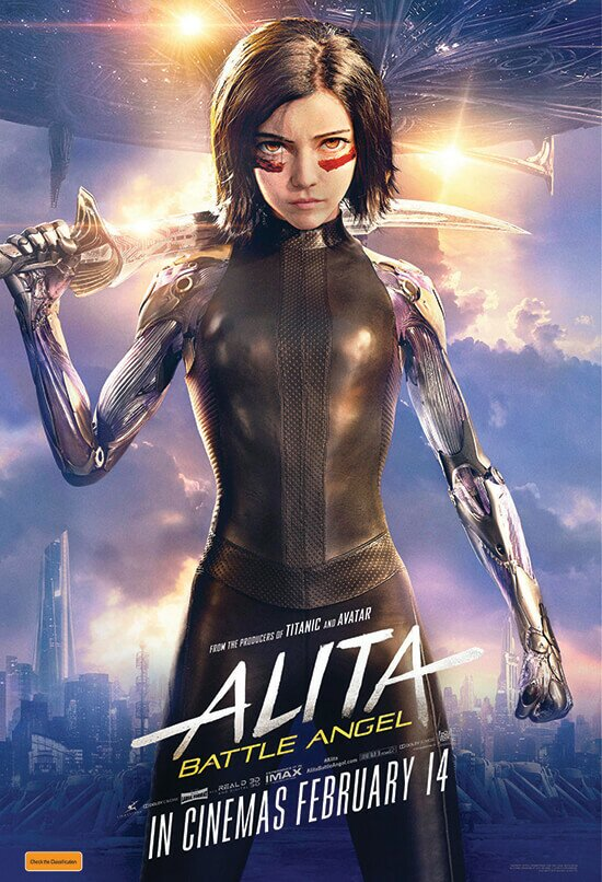Alita Movie