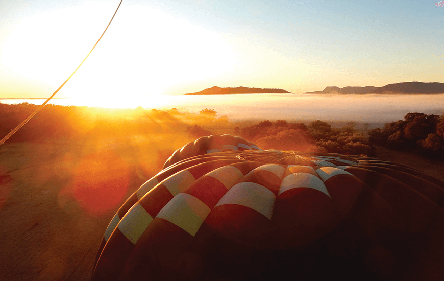 Hunter valley balloons