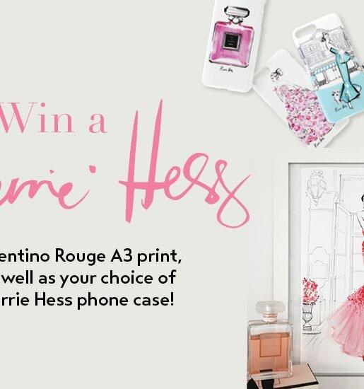Win a Kerrie Hess pack