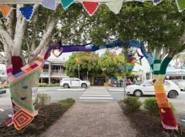 Knitfest in Maleny