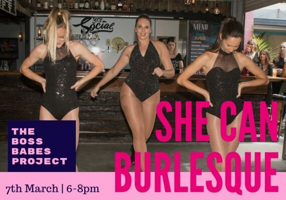 She Can Burlesque